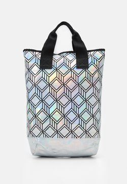 adidas Originals - TOP 3D FOR HER SPORTS INSPIRED BACKPACK - Reppu - silver