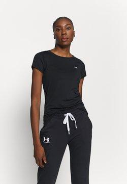 Under Armour - T-Shirt basic - black