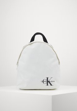 Calvin Klein Jeans - ROUNDED - Reppu - white