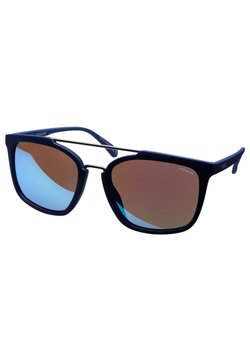 Icon Sport - SPADER - Sportbrille - navy blue rubber finish
