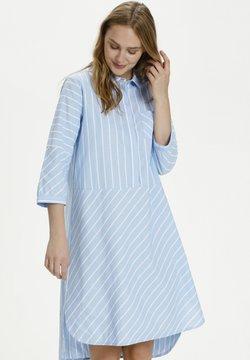 Culture - Blusenkleid - cashmere blue