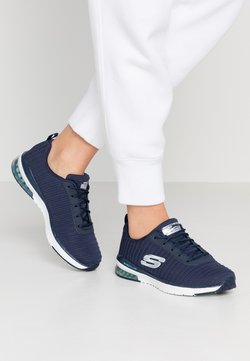 Skechers Sport - SKECH AIR - Sneakers laag - navy/white