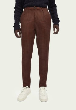Scotch & Soda - Chinot - mottled brown