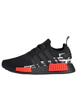 adidas Originals - NMD_R1 BOOST SHOES - Baskets basses - black