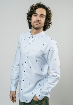 Brava Fabrics - Hemd - blue