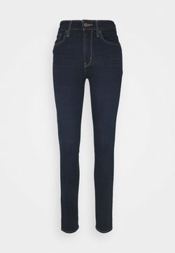 Levi's® - 721 HIGH RISE SKINNY - Jeans Skinny Fit - marine truth t2