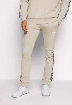 Umbro - TAPED JOGGER - Jogginghose - silver cloud
