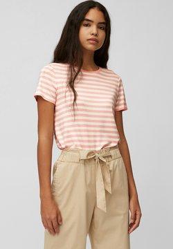 Marc O'Polo DENIM - T-Shirt print - multi/peach bud