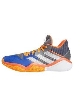 adidas Performance - HARDEN STEPBACK SHOES - Basketball shoes - grey