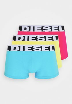 Diesel - SHAWN 3 PACK - Shorty - red/blue/yellow