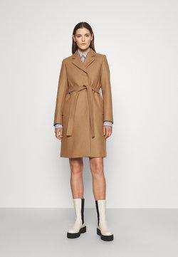 Filippa K - KAYA COAT - Klasyczny płaszcz - dark khaki