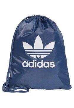 adidas Originals - TREFOIL GYM SACK - Reppu - blue