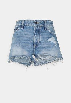 Guess - HOLLY ZIP SHORT - Jeansshort - riky