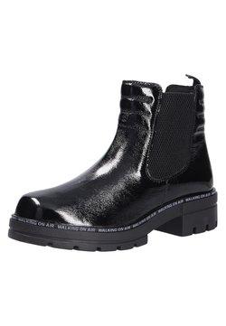 Caprice - Ankle Boot - blacknaplak