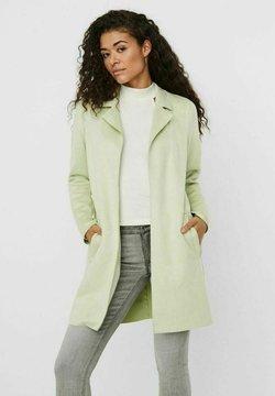 Vero Moda - Cappotto corto - fog green