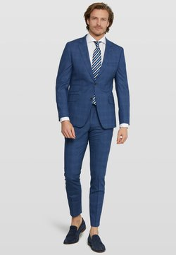 Van Gils - ZENAR - Anzug - blue