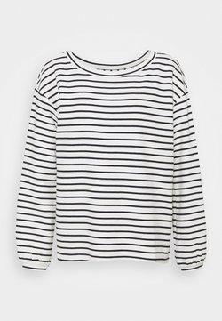 Esprit - FEMININE TEE - Strickpullover - off white