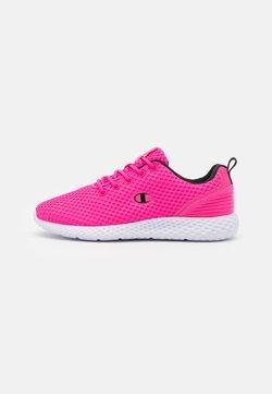 Champion - LOW CUT SHOE SPRINT - Zapatillas de running neutras - pink