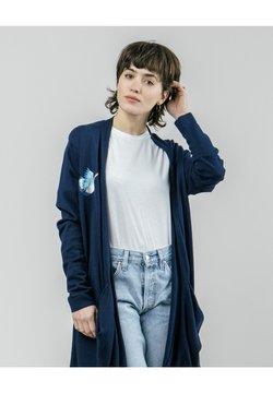 Brava Fabrics - CRANE FOR LUCK - Chaqueta de punto - blue