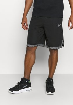 Nike Performance - DRY DNA SHORT - Pantalón corto de deporte - black/chutney/white