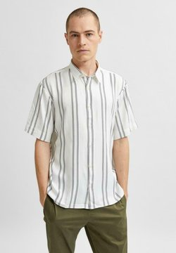 Selected Homme - Hemd - bright white stripes