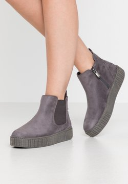 Marco Tozzi - Ankle Boot - grey