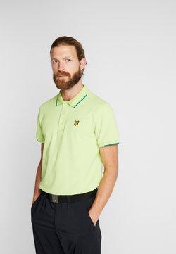 Lyle & Scott - ANDREW - Funktionsshirt - lime green
