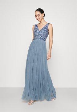 Lace & Beads - ALEXIS MAXI - Ballkjole - blue