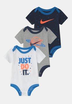 Nike Sportswear - 3 PACK - Body - midnight navy