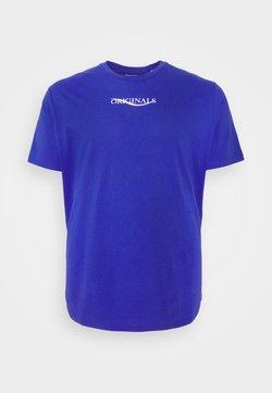 Jack & Jones - JORELIAS TEE CREW NECK - T-shirt print - surf the web