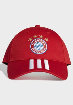 adidas Performance - FC BAYERN MÜNCHEN - Cap - red