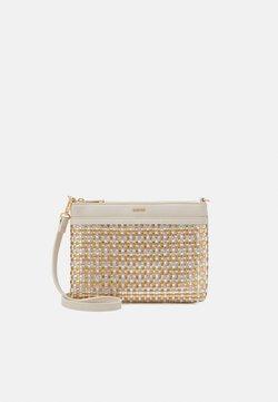 PARFOIS - CROSSBODY BAG - Umhängetasche - beige
