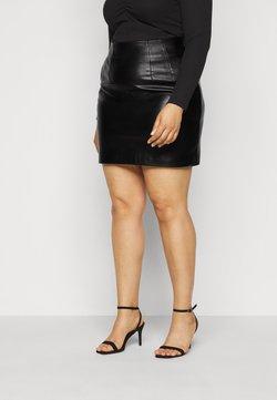 Glamorous Curve - SKIRT - A-line skirt - black