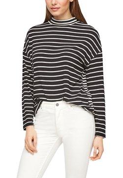 s.Oliver - Langarmshirt - black stripes