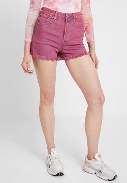 Levi's® - RIBCAGE  - Shorts di jeans - pink