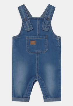 Name it - NBMBARRY DNMATUMLES - Tuinbroek - medium blue denim
