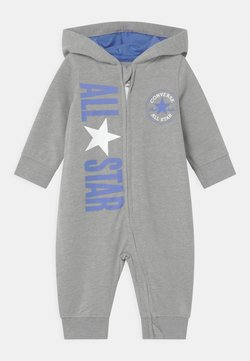 Converse - COSMIC HOODED UNISEX - Jumpsuit - grey heather