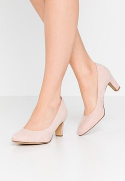 Tamaris - COURT SHOE - Pumps - rose