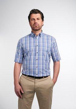 Eterna - COMFORT FIT - Hemd - beige/blau