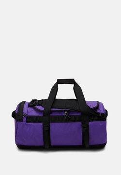 The North Face - BASE CAMP DUFFEL M UNISEX - Treningsbag - purple/black
