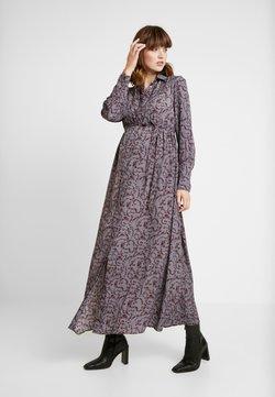 Glamorous Bloom - DRESS - Maxi dress - burgundy winter ditsy