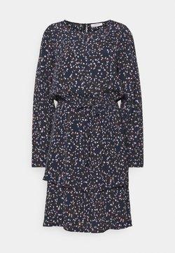 Moss Copenhagen - BERTHE JALINA DRESS - Freizeitkleid - dark blue