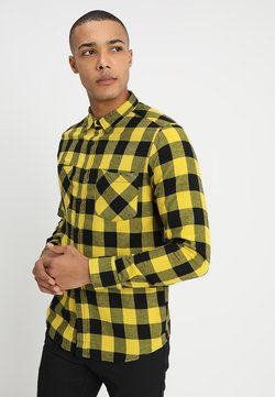 Urban Classics - CHECKED - Hemd - yellow
