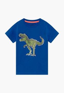 Blue Seven - SMALL BOYS T-REX DINOSAUR - T-Shirt print - royal