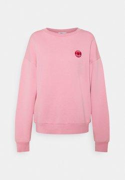 CLOSED - WOMEN´S TOP - Felpa - candy pink