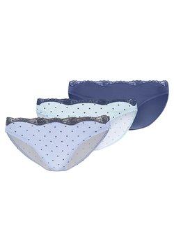 Schiesser - MINI 3 PACK - Slip - multi coloured