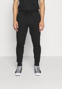 Calvin Klein Jeans - LOGO PANT - Jogginghose - black
