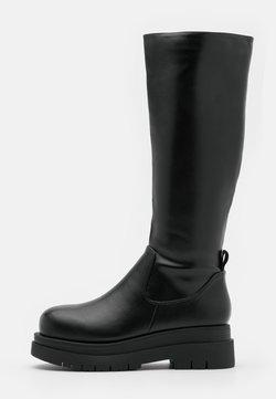 Koi Footwear - VEGAN  - Plateaustøvler - black