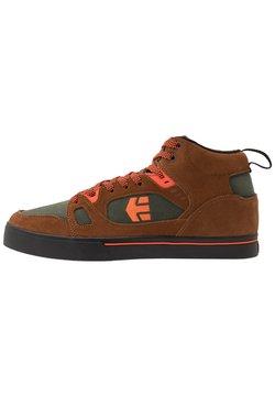 Etnies - AGRON - Skateschoenen - brown/black