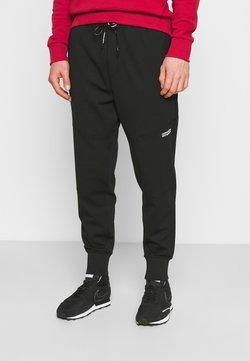 Calvin Klein Jeans - SUSTAINABLE MILANO PANT - Jogginghose - black